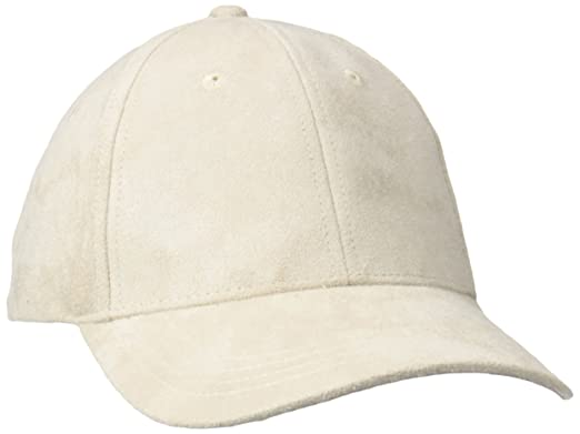 women soft suede baseball cap whisper white one size mesh caps shell top