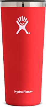 Hydro Flask 22 oz Double Wall Vacuum Insulated Tumbler (Lava or Mint)