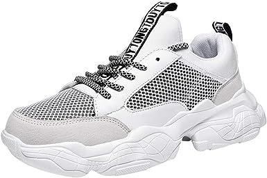 ZARLLE Zapatillas de Hombre,Moda Modelos Salvajes Zapatos Casuales ...