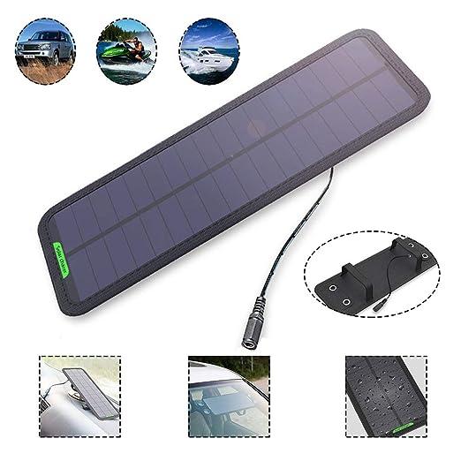 PLANT Tablero de Carga Solar, 18V 7.5W Fuente de ...
