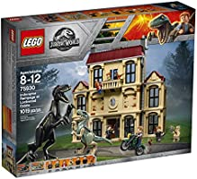 LEGO Jurassic World Indoraptor Dino Minifigure 75930 Black Dinosaur Fallen Kingd