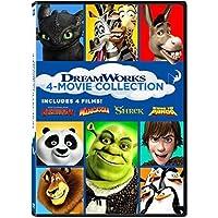 Dreamworks 4-Movie Collection [Edizione: Stati Uniti] [Italia] [DVD]
