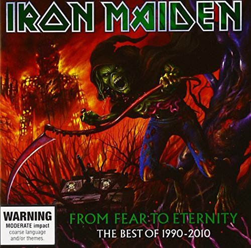 2010 Iron - From Fear To Eternity The Best Of 1990-2010