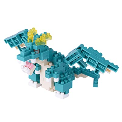 Nanoblock Dragon Building Kit: Toys & Games