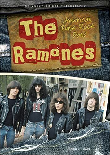The Ramones: American Punk Rock Band (Rebels of Rock (Paperback)) by Brian J Bowe (2010-09-01)