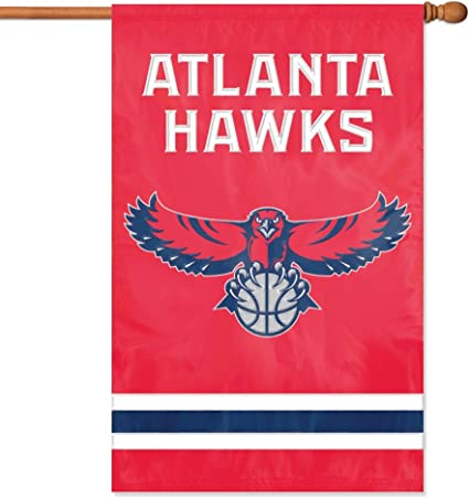Party Animal NBA Applique House Banner Flag 44 x 28