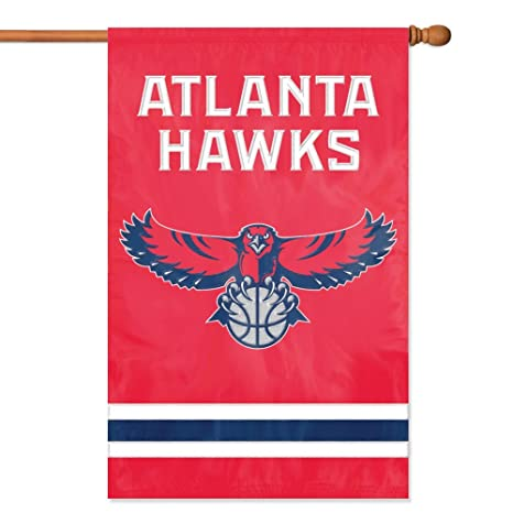 Amazon.com   Party Animal Atlanta Hawks Banner NBA Flag   Sports Fan ... 7fad6bbb3