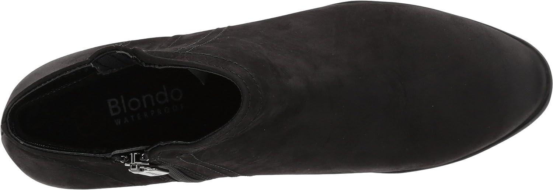 Blondo Womens Valli Waterproof Bootie B0778X6NMY 7 B(M) US|Black Leather