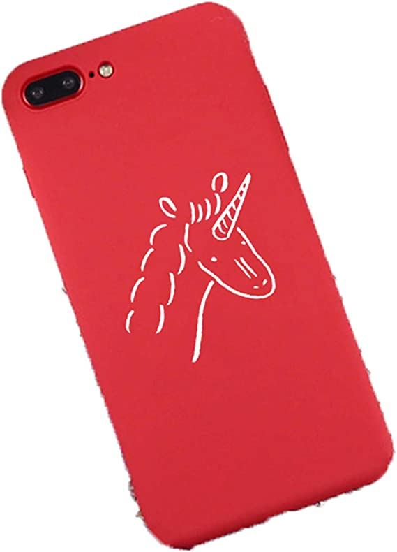 Unicorn Middlefinger iPhone 6/6S Case
