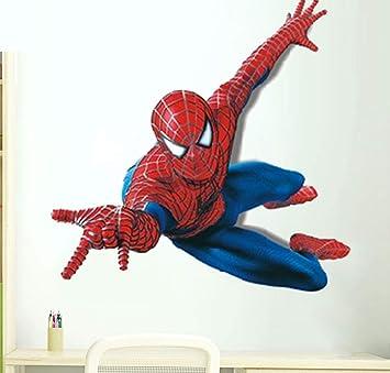 Spider Man Vinyl Decal//Autocollant ** 5 Tailles **