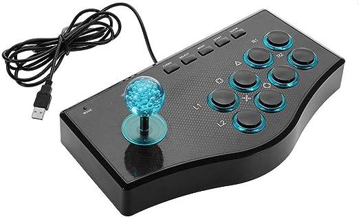 NBSXR Controlador de Joystick para Juegos Arcade Joystick con ...