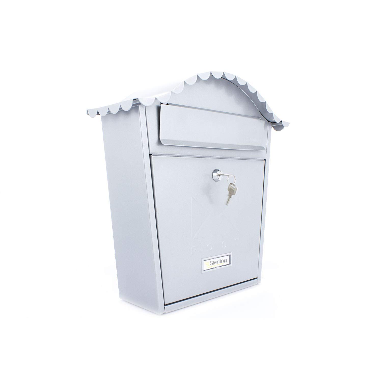 Blanco Arregui E5741 Buz/ón para exterior acero 360 x 300 x 110 mm