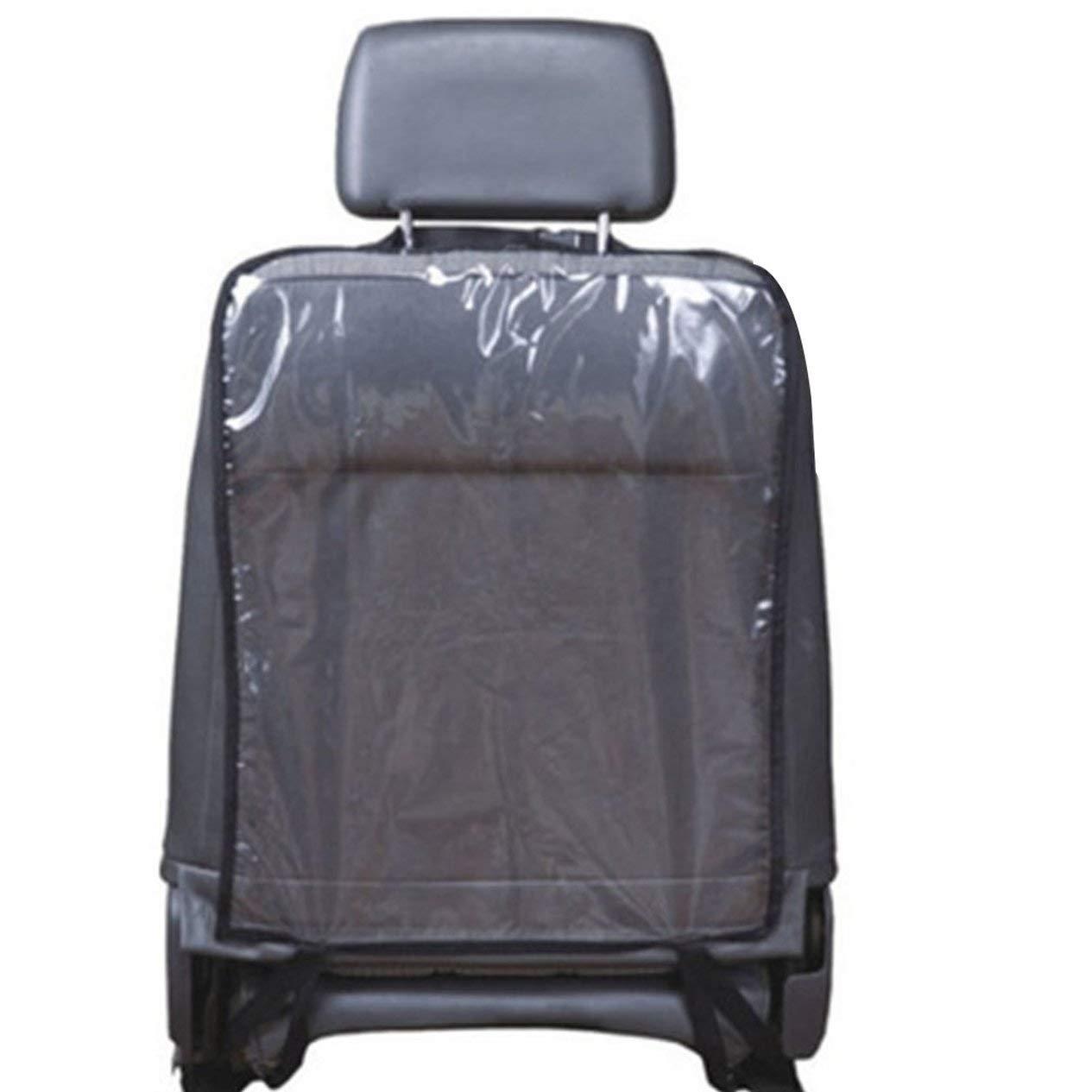 Prot/ège-dossier auto EdBerk74 pour si/ège arri/ère Couverture Back Organisateur pour enfants Prot/ège-dos Kick Tap Mud Clean Enfant Kick Guard Seat Saver