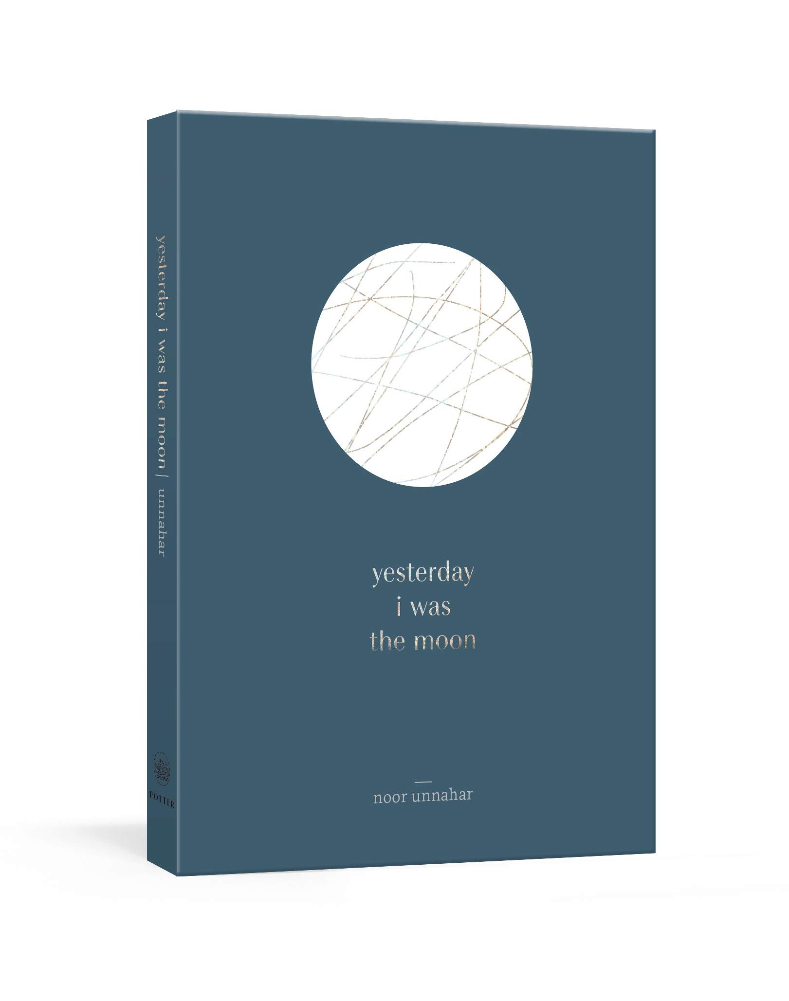 yesterday i was the moon: Unnahar, Noor: 9780525576013: Amazon.com: Books