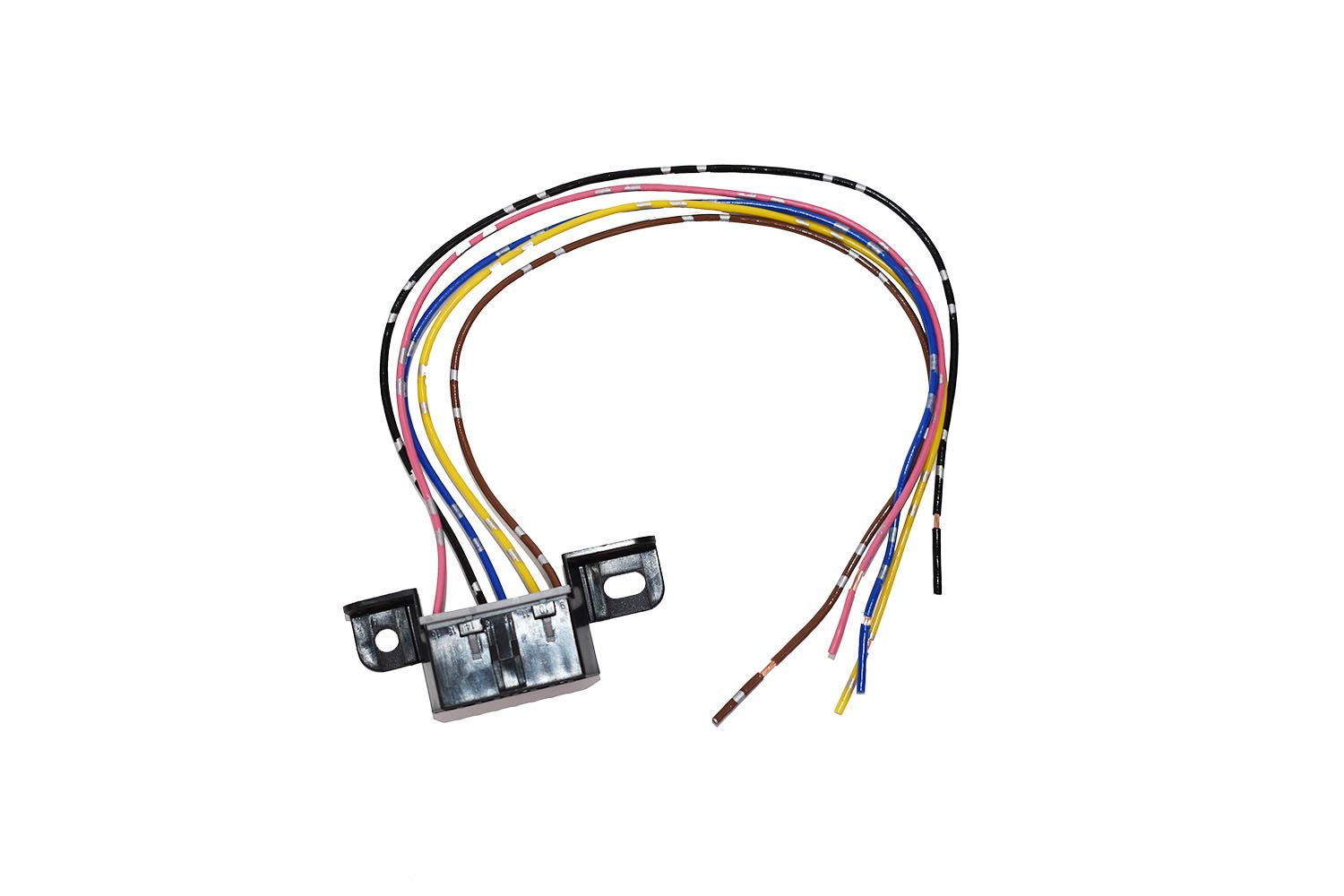 A-Team Performance OBD II OBD2 Dash Port Wire Pigtail Wiring Harness on