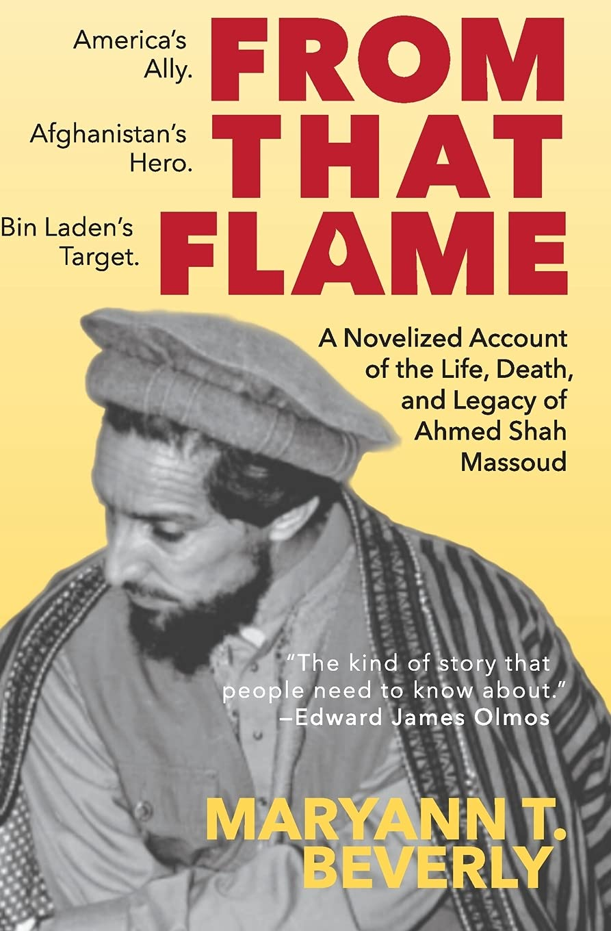 From That Flame A Novelized Account of the Life, Death, and ...