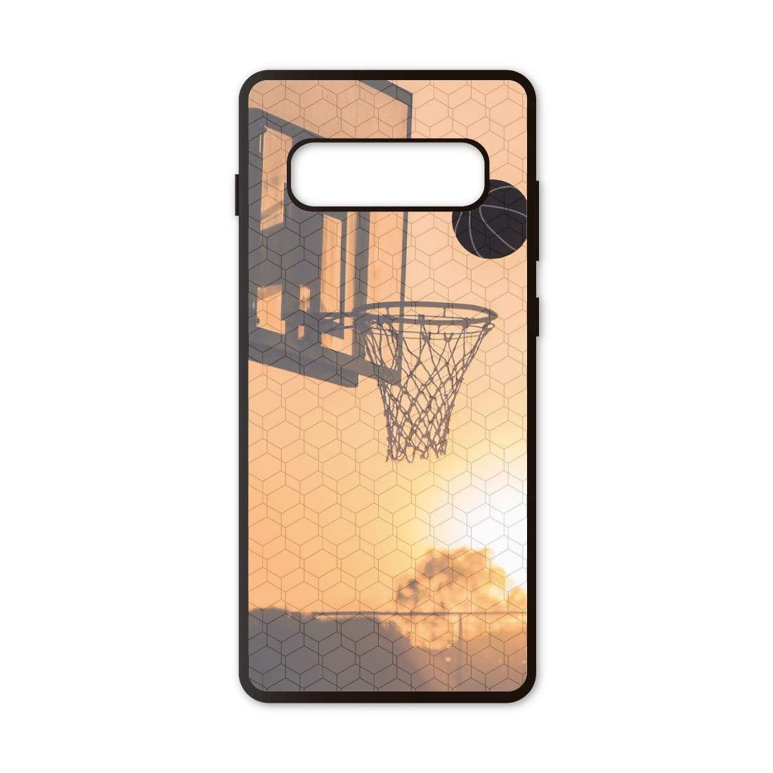 Funda móvil Baloncesto Canasta para Compatible con Samsung Galaxy ...