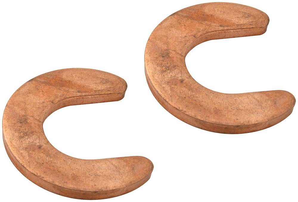 Allstar Performance ALL66121 Axle Retainer C-Clip for GM 8.5'' Differential - Pair by Allstar (Image #1)