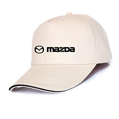 Mazda 3 Classic Optimum Cap Beige  Amazon.co.uk  Clothing fdf8fa38146