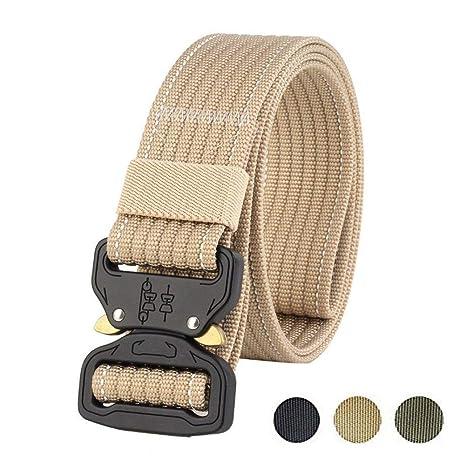 prezzo folle stile moderno scarpe temperamento Wisenovo Cintura Tattica da Uomo: Amazon.it: Elettronica
