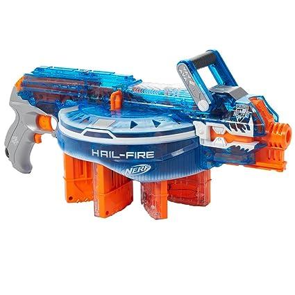 Nerf N Strike Elite HAIL FIRE Motorized Dart Gun Blaster 1 SIDE SHIELD ONLY