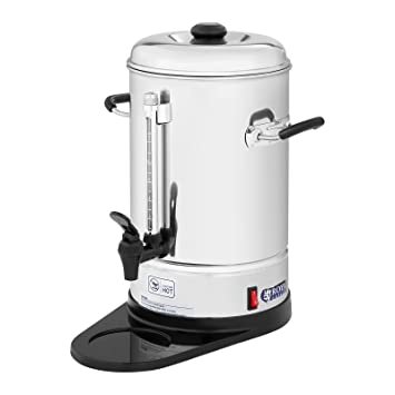 Royal Catering Cafetera de filtro industrial RCKM-WOF6 (1.150 W, 6 L,