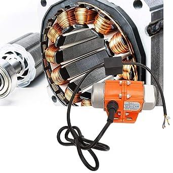 Universal Vibration Motor 30W~100W Monophase Asynchronous Motor 3000RPM 80W PBZYDU Vibration Motor