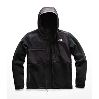 9b2e1a1947dd The North Face Mens Denali Hoodie NF0A3RW8LE4 L - Black at Amazon ...