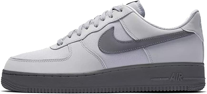 Nike Air Force 1 Low TXT Zapatos para Hombre, Gris (Wolf ...