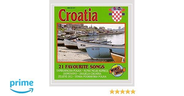 Croatian Session Singers - Croatia - 21 Favourite Songs