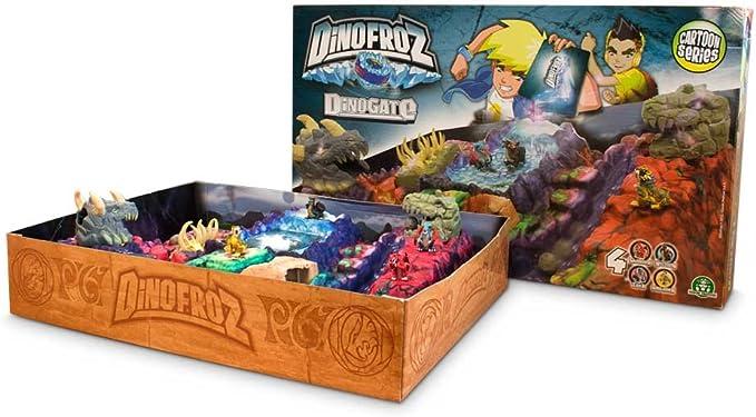 Dinofroz - Playset Dinogate (Giochi Preziosi 07287): Amazon.es: Juguetes y juegos