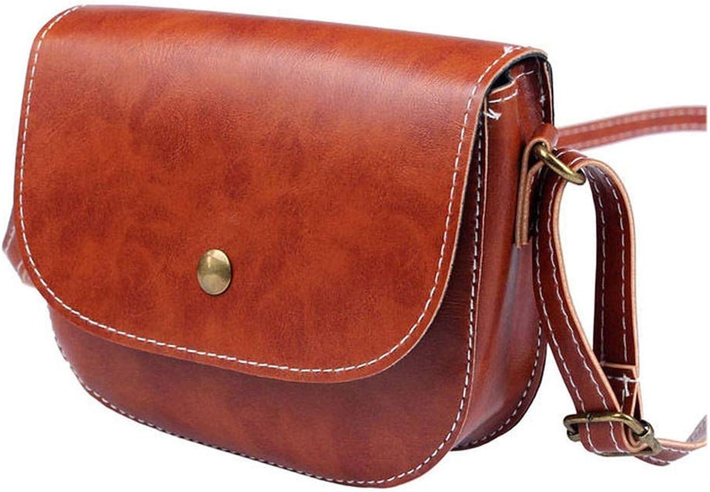 Hot Women Shoulder Bag Satchel Messenger Casual Tote Bag Small Rivet Handbag