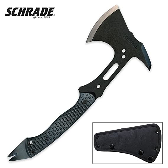 Top 10 best camping axes, hatchets and tomahawks for
