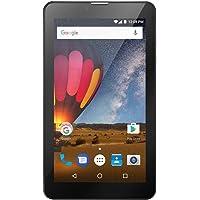"Tablet Quad Core Ram Câmera Tela 7"" Memória 8Gb Dual Chip, Multilaser, Mt8321, 1Gb, Android, Preto"