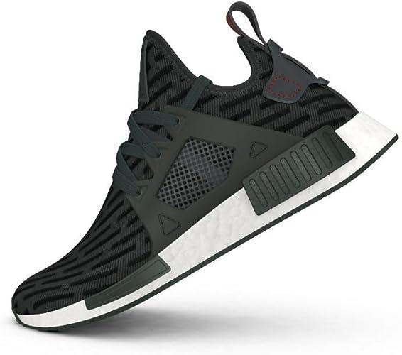 ADIDAS NMD_XR1 PK W Sneaker burgundy | Adidas fashion