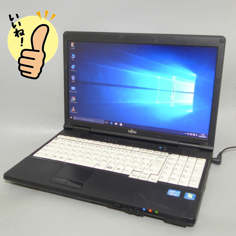 【使い勝手の良い】 ★中古ノートパソコン 即使用可能 B07H28N7L3!★ Windows FUJITSU 10 Pro 64bit搭載 2.40GHz/メモリー 富士通 FUJITSU LIFEBOOK A572/E/第2世代Core i3 2370M 2.40GHz/メモリー 2GB/HDD 250GB/15.6インチワイド液晶(1366x768)/DVD-ROM搭載/テンキー付/Microsoft Office 2010搭載 B07H28N7L3, トウジョウチョウ:27790207 --- arianechie.dominiotemporario.com