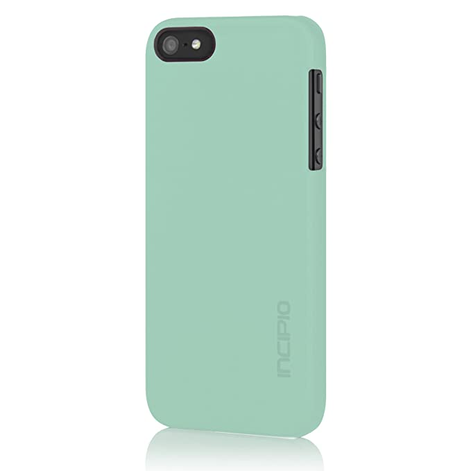 huge selection of f96b2 57ab4 Incipio Feather Case for iPhone 5S - Retail Packaging - Mint Green