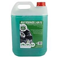 Motorkit MOT3538 Anticongelante, 5L, 20 %, Verde