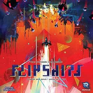 Renegade Game Studios RGS00572 Flip Ships Board Game: Amazon.es: Juguetes y juegos