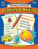 Reading and Writing, Kari Sickman, 0743932374