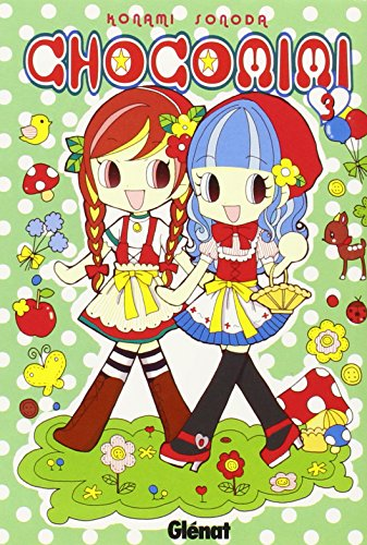 Chocomimi (Shojo Manga) (Spanish Edition)