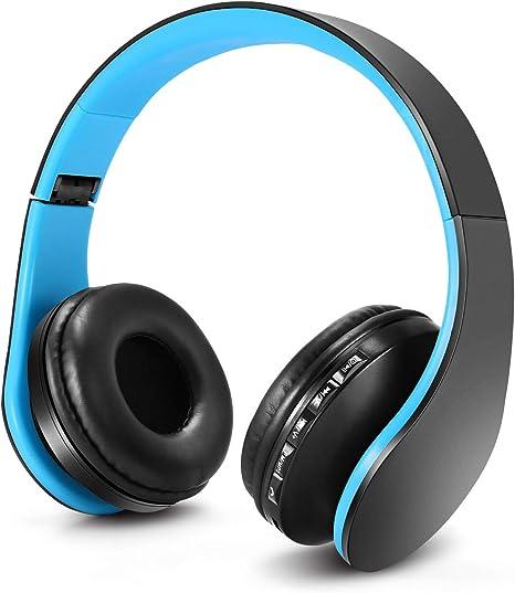 Zapig Wireless Kids Headphones With Microphone Amazon Co Uk Electronics