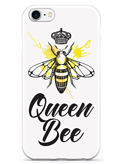 hot sales ebf1f 73065 Amazon.com: Inspired Cases Queen Bee Case for iPhone 7: Cell Phones ...