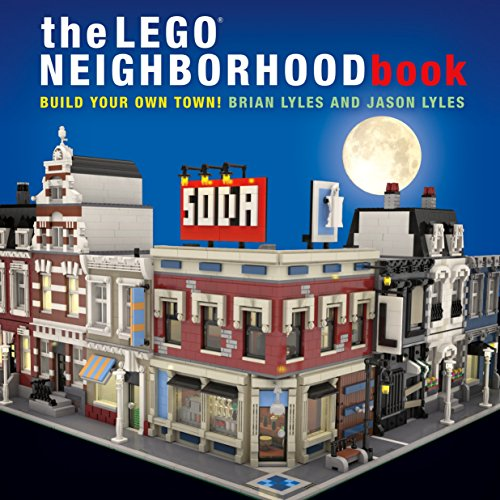 Price comparison product image The LEGO Neighborhood Book: Build Your Own LEGO Town!