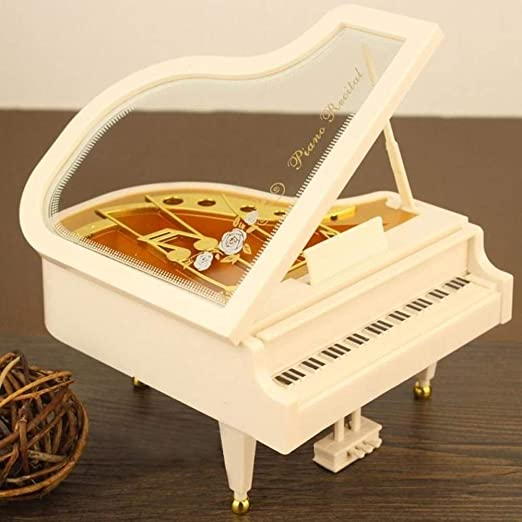 W.Z.H.H.H Caja de Musica El Regalo de Boda Creativo Caso Mini ...