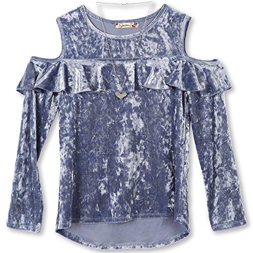 Velvet Big Shirt - 3
