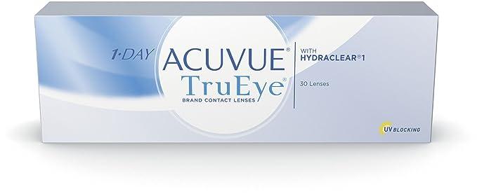 5a013833df63f 1-Day Acuvue Trueye - Lentes de contacto esféricas diarias (R 8.5   D 14.2    -6 Diop)