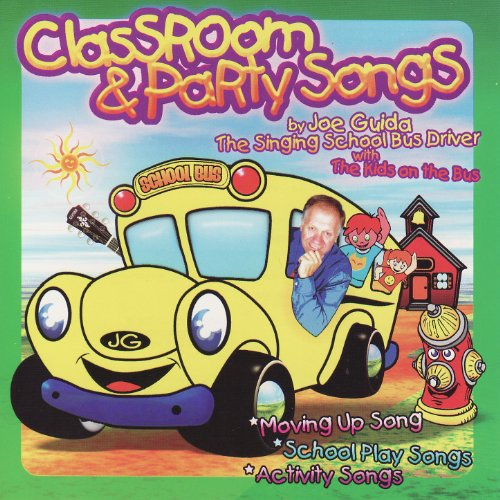 We're Moving Up To Kindergarten School Bus Song