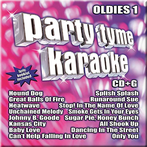Party Tyme Karaoke - Oldies 1 (16-song ()