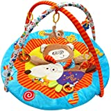 Sunbaby Candy Pop Bear Playmat (Blue)